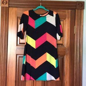 Beautiful Chevron Dress
